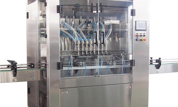 1L-5L automaatsed kolbtäidismasinad