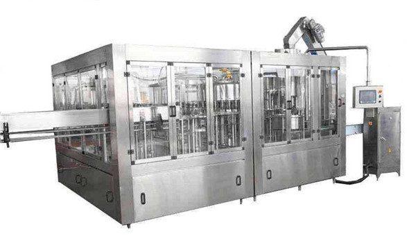 8000BPH automaatne kookosõli täitmise masinasari