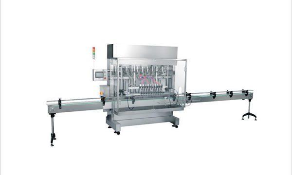 Professionaalne tootja automaatne vedelseebi täitmise masin