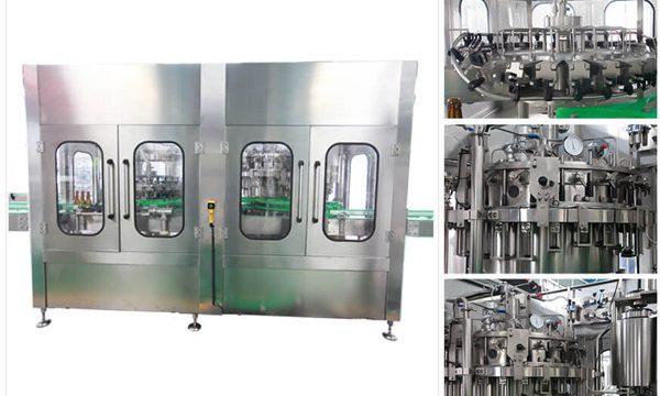 Automaatne õlle viina veinipudeli täitmise masin