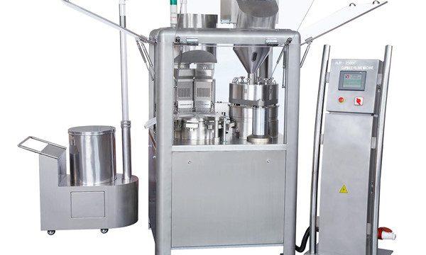Automaatne kapslitäidisega kapsli täitmise masin pulbri täitmiseks
