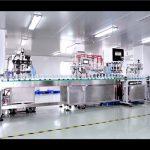 Automaatne koore täitmise ja korkimise masin