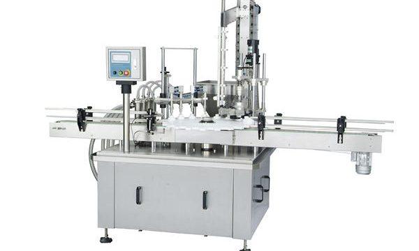 Automaatne pöörleva kolvi täitmise masin