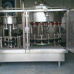10-pealine negatiivse rõhuga parfüümipudelite täitmise masin