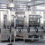 Automaatne 250 ml šampooni klaaspudeli täitmise masina kapperi varustus