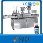Hiina konkurentsivõimelise hinnaga vaakumvedeliku täitmise masin