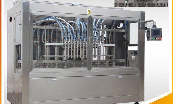 Automaatne kosmeetiliste parfüümide vedelate villimispudelite täitmise masin