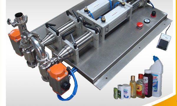 Hiina toodete hinnad väikeste pudelite vedelike täitmise masinate tarnija