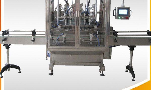 Automaatne ülevoolu gravitatsioonipudelist vedeliku täitmise masin