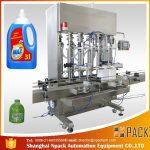 Topeltpeaga täisautomaatne kolb tüüpi vedelikuga täiteseade