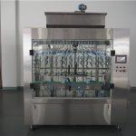 Automaatne 12 peaga atmosfäärirõhu vedeliku täitmise masin
