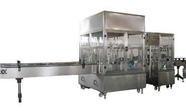 Täisautomaatne vedelseebi täitmise masin