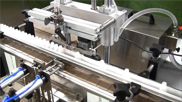 Kiire automaatne e-vedeliku pudelitäidis