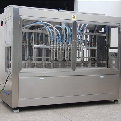 Kiire täisautomaatne õli täitmise masin