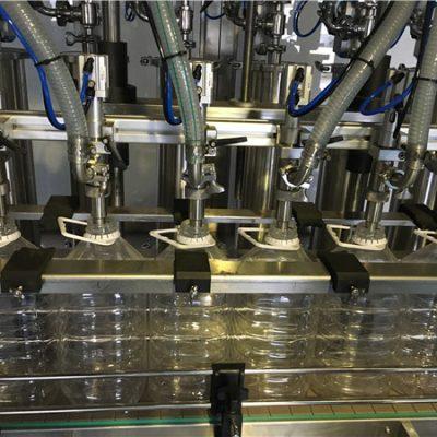 Konkurentsivõimeline tehasehind 5L automaatne taimeõli täitmise masin