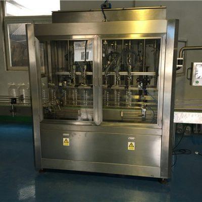 Hiina lineaarse tüüpi toiduõli täitmise masin