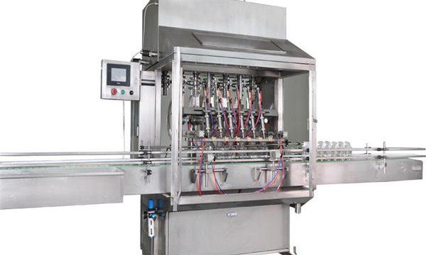 Professionaalne tootja automaatne mustikamoosi täitmise masin