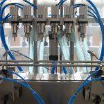 Kuue peaga automaatne vedeliku täitmise masin