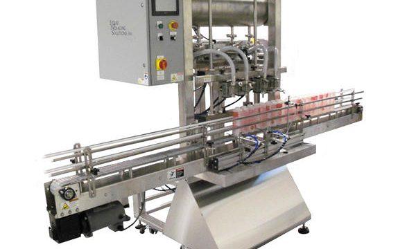 Automaatne pudelikolbide täitmise masin