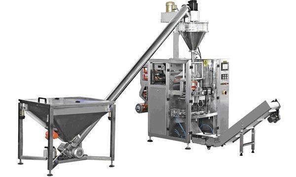 Automaatne pudelitüüpi spiraaltoitepulbri täitmise masin