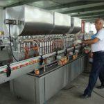 200-1000ml automaatne sojakastme täidis
