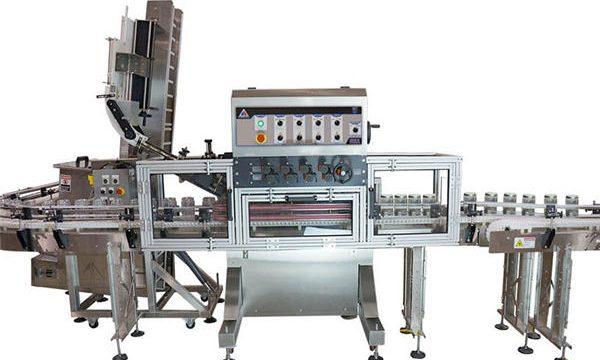 Pneumaatilise pumba automaatne kuuma kastme täitmise seade