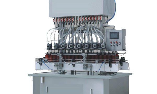 Hea kvaliteediga automaatne kuuma kastme täitmise masin kuum müük