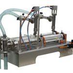 Poolautomaatne kotike vedelseebi täitmise masin