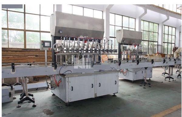 Ettevõtted tootmismasin kvaliteetse šampooni täitmise masin