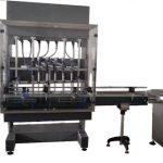Pudelit söövitava vedeliku täitmise masin