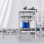 Kohandatav ESDF-seeria 100-1000L mahutavusega suure trumli automaatne täitmismasin