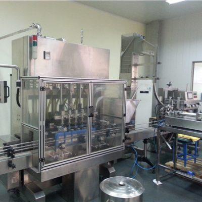Täisautomaatne Lube õli täitmise masin