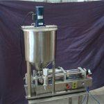 2 peaga poolautomaatne vedeliku täitmise seade