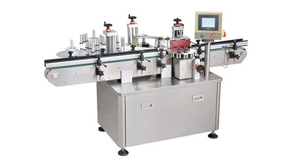 Kleebiste märgistamise masina tootja
